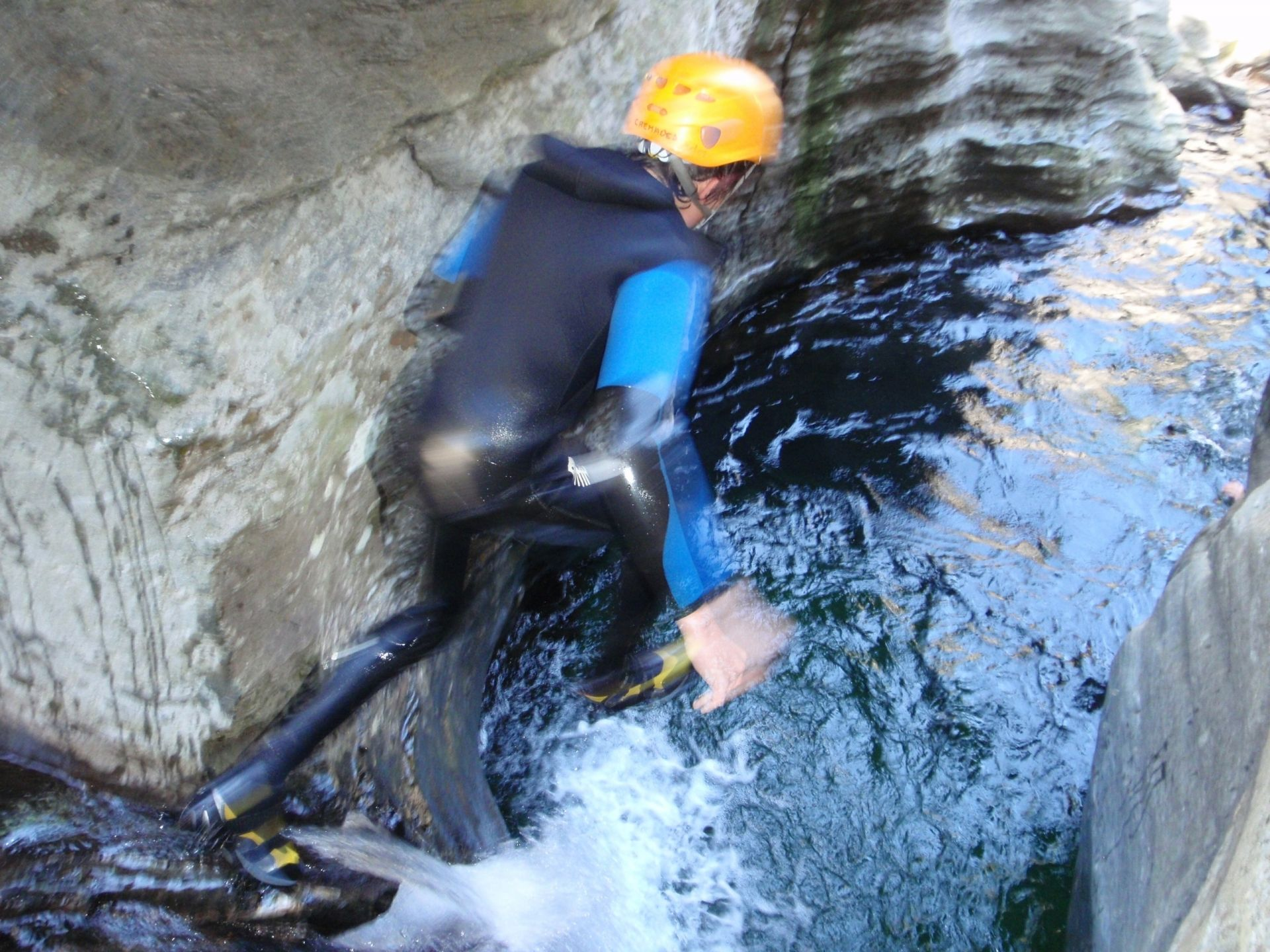 Canyoning en Ardèche Canyon Roujanel